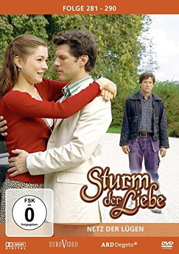 Sturm der Liebe 29 - Folge 281-290: Netz der Lügen (3 DVDs)