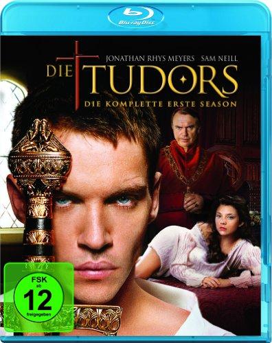 Die Tudors Staffel 1 [Blu-ray]