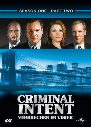 Criminal Intent - Verbrechen im Visier, Staffel 1/Teil 2 (3 DVDs)