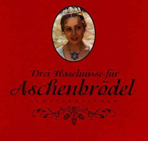 Drei Haselnüsse für Aschenbrödel Schatzkästchen (DVD + CD)