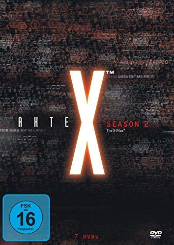 Akte X Season 2 Collection (7 DVDs)