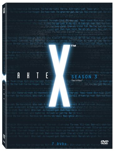 Akte X Season 3 Collection (7 DVDs)