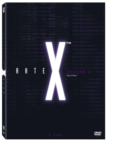 Akte X Season 4 Collection (7 DVDs)