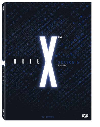 Akte X Season 6 Collection (6 DVDs)