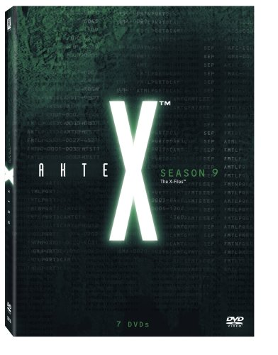 Akte X Season 9 Collection (7 DVDs)