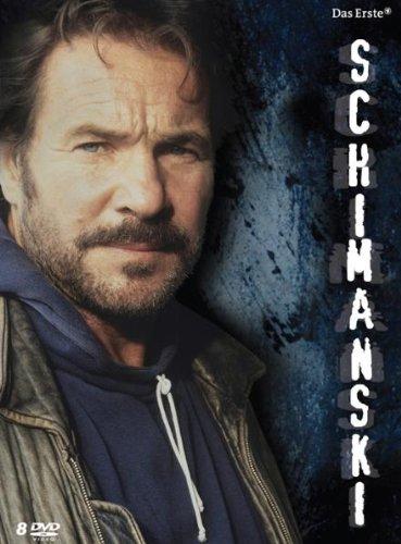 Schimanski Die Box (alle 14 Folgen - original 16:9 Bildformat) (8 DVDs)