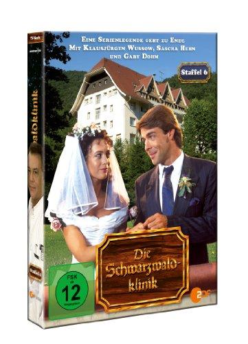 Die Schwarzwaldklinik Staffel 6 (4 DVDs)