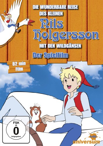 Die wunderbare Reise des kleinen Nils Holgersson Spielfilmversion