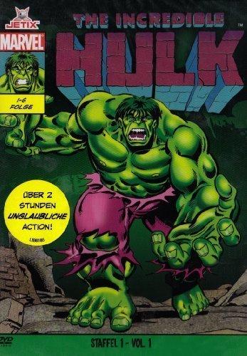 The Incredible Hulk (Marvel Cartoons, 1996) - Staffel 1.1