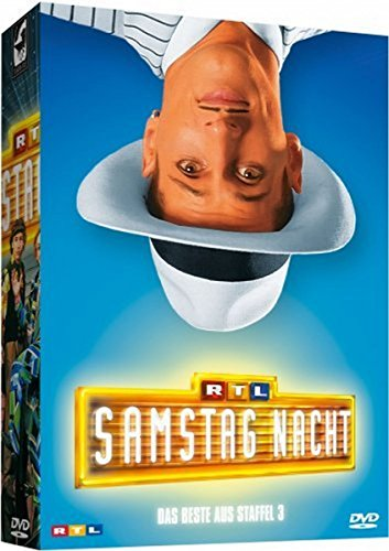 RTL Samstag Nacht Das Beste aus Staffel 3 (5 DVDs)