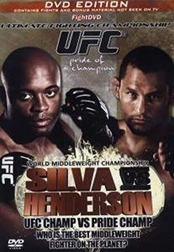 UFC 82 - Pride of a Champion
