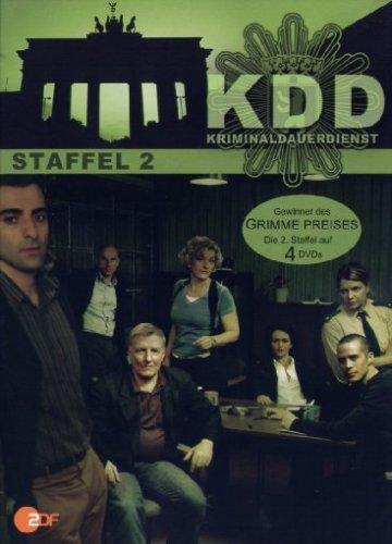 KDD - Kriminaldauerdienst Staffel 2 (3 DVDs)
