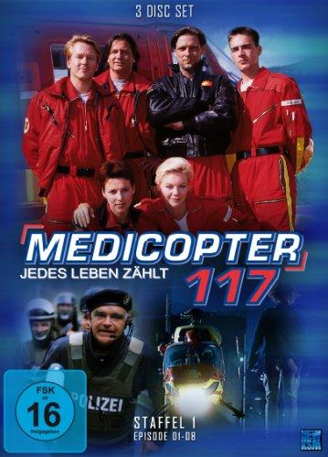 Medicopter 117 Staffel 1 (3 DVDs)