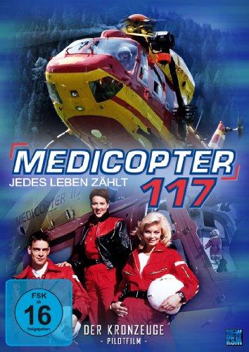 Medicopter 117 Pilotfilm: Der Kronzeuge