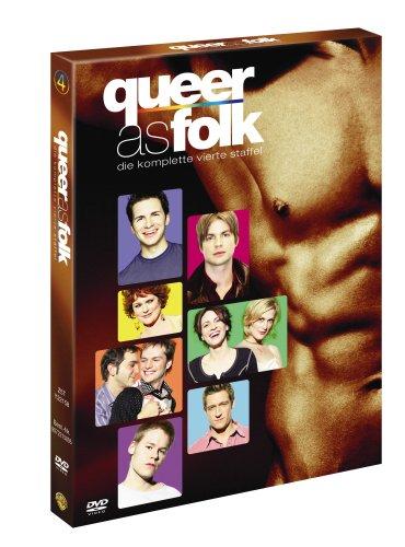 Queer as Folk Staffel 4 (4 DVDs)