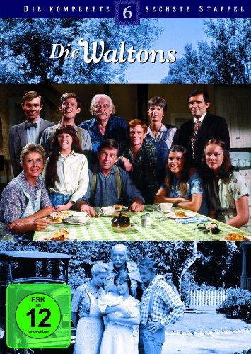 Die Waltons Staffel 6 (7 DVDs)