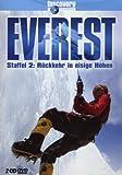 Everest - Staffel 2: Rückkehr in eisige Höhen (2 DVDs)