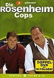 Die Rosenheim Cops - Staffel 5/Folge 06-15 (2 DVDs)