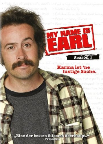 My Name Is Earl Season 1 (4 DVDs)