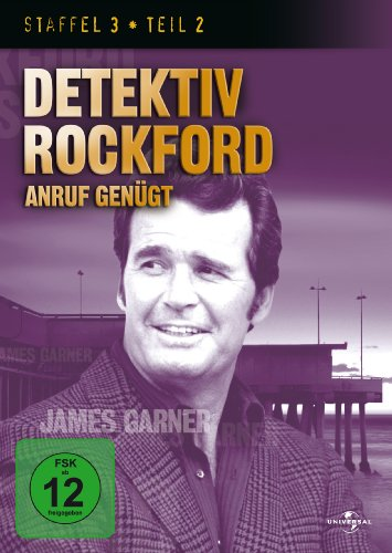 Detektiv Rockford Staffel 3.2 (3 DVDs)