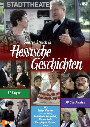 Hessische Geschichten