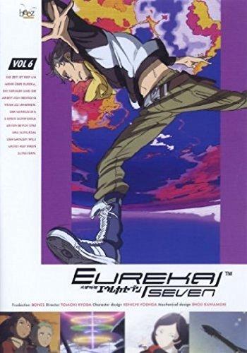 Eureka Seven Vol. 6 - Episode 26-30