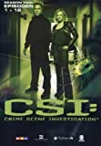 CSI - Season  2 / Box-Set 1 (3 DVDs)