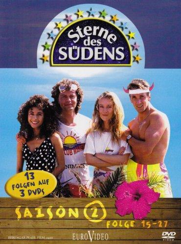 Sterne des Südens Staffel 2, Folge 15-27 (3 DVDs)
