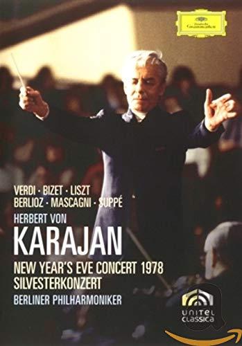 Herbert v. Karajan & Berliner Philharmoniker - Silvesterkonzert 1978