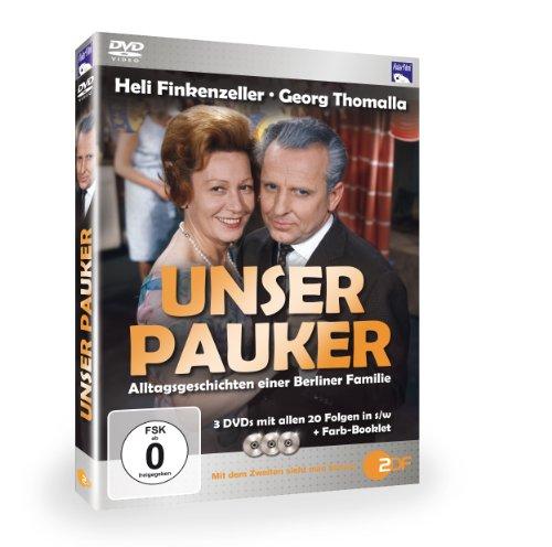 Unser Pauker Die komplette Serie (3 DVDs)