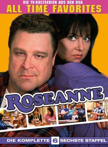 Roseanne Staffel 6 (4 DVDs)