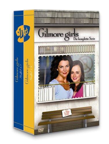Gilmore Girls Die komplette Serie (42 DVDs)