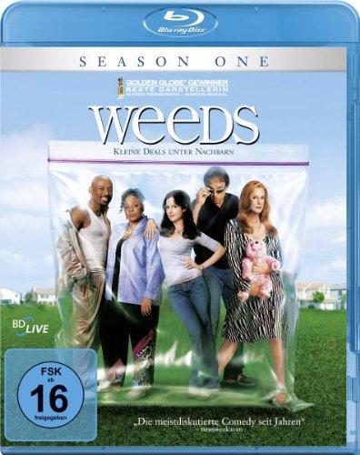 Weeds - Kleine Deals unter Nachbarn: Season 1 [Blu-ray]