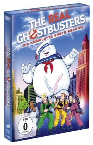 The Real Ghostbusters Staffel 1 (2 DVDs)