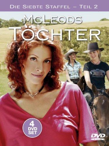 McLeods Töchter Staffel 7, Teil 2 (4 DVDs)