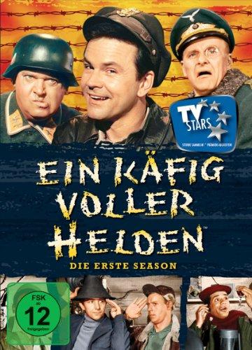 Ein Käfig voller Helden Staffel 1 (5 DVDs)