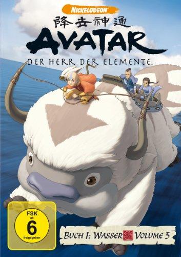 Avatar - Der Herr der Elemente Buch 1: Wasser, Vol. 5