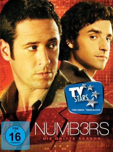 Numbers Season 3 (6 DVDs)