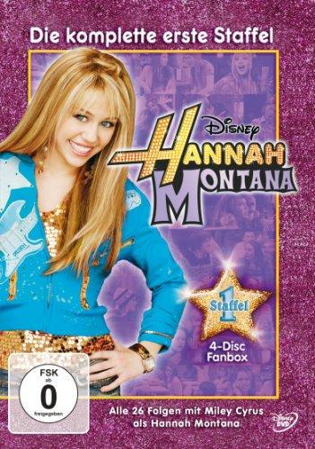 Hannah Montana Staffel 1 (4 DVDs)
