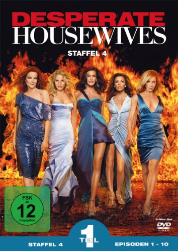 Desperate Housewives Staffel 4, Teil 1 (3 DVDs)