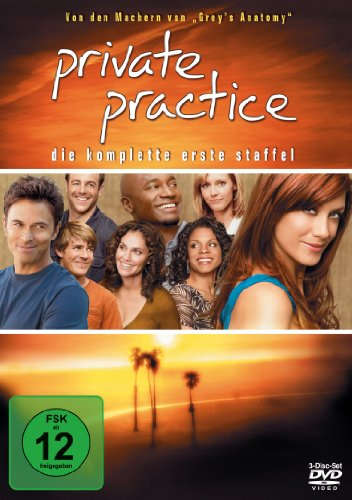 Private Practice Staffel 1 (3 DVDs)