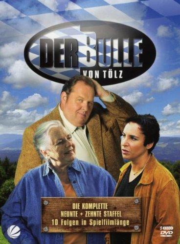 Der Bulle von Tölz Staffel  9+10 (5 DVDs)