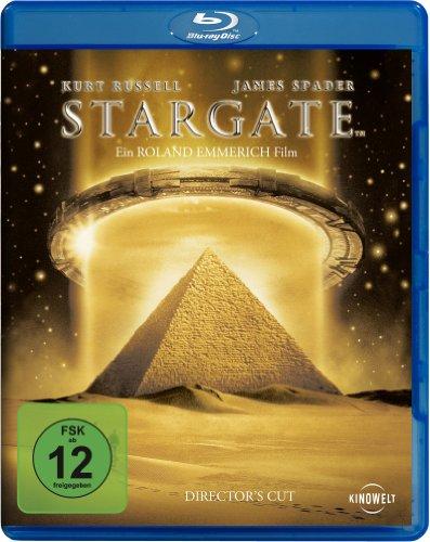 Stargate Director's Cut [Blu-ray]