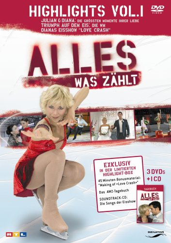 Alles was zählt Highlights Vol. 1 (3 DVDs)