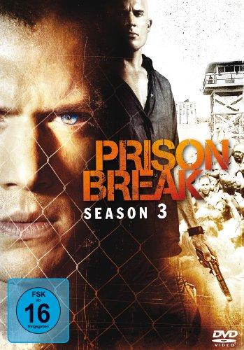 Prison Break Staffel 3 (4 DVDs)