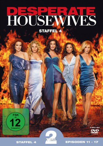 Desperate Housewives Staffel 4, Teil 2 (2 DVDs)