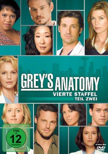 Grey's Anatomy - Die jungen Ärzte: Staffel  4, Teil 2 (2 DVDs)