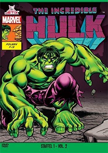 The Incredible Hulk (Marvel Cartoons, 1996) - Staffel 1.2