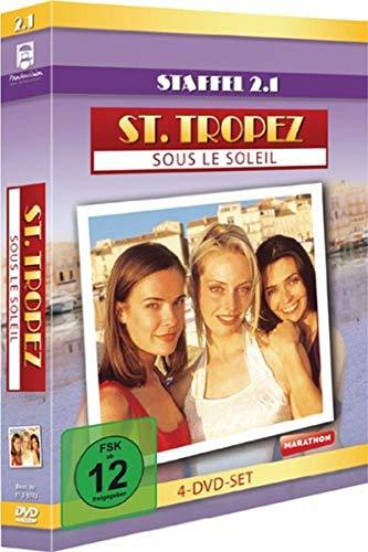 Saint Tropez Staffel 2, Teil 1 (4 DVDs)