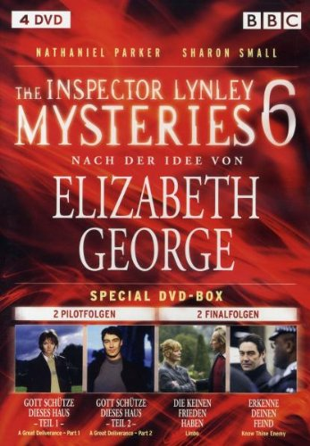 The Inspector Lynley Mysteries Box 6 (4 DVDs)